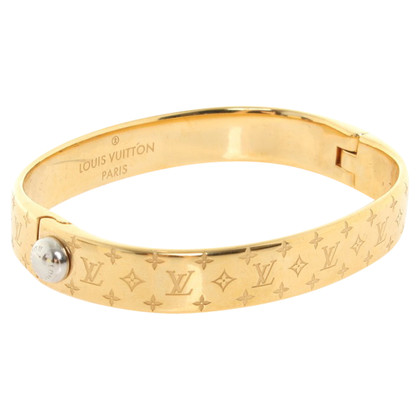 "Louis Vuitton ""NanoGram cuff"""