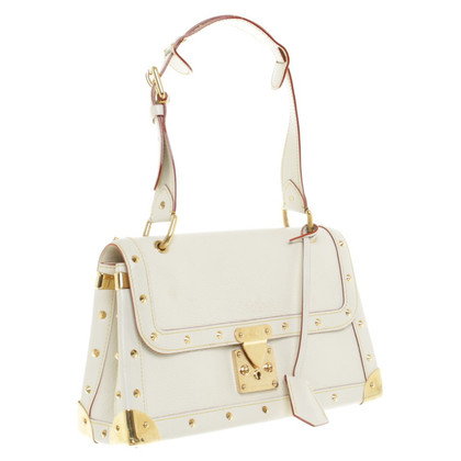 "Louis Vuitton ""Suhali Le Talentueux"" in cream"