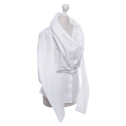 Vivienne Westwood Bluse in Weiß
