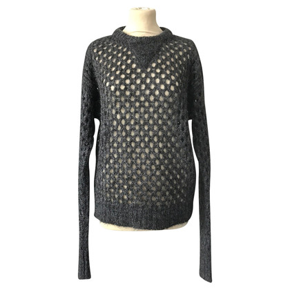 Isabel Marant Jumper with lace pattern