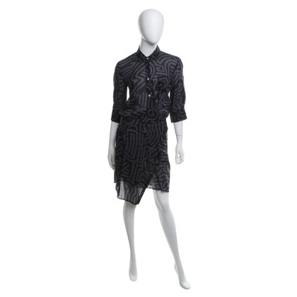 Alexander McQueen Dress with pattern