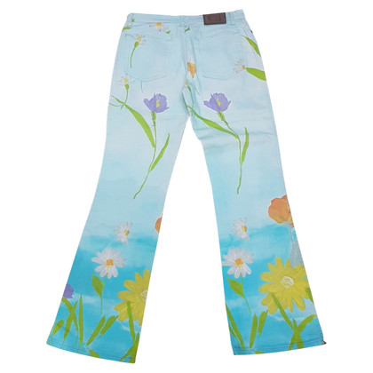 Roberto Cavalli Jeans with print