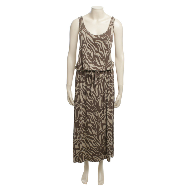 Michael Kors Kleid mit Animal Print Second Hand Michael