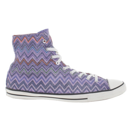 Missoni Hoge top sneakers