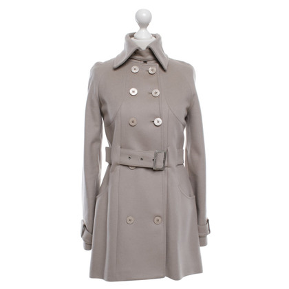 Patrizia Pepe Coat in taupe