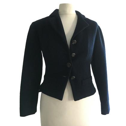 Chanel Blazer in dark blue