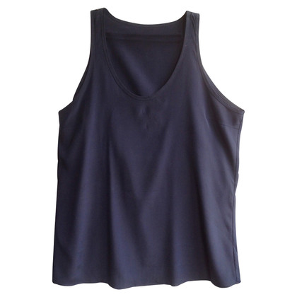 Brunello Cucinelli Double wool and silk top