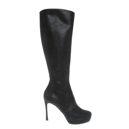 Yves Saint Laurent Boots in black