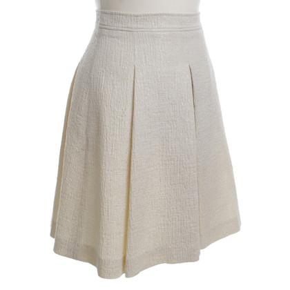 Thomas Rath skirt with effect thread
