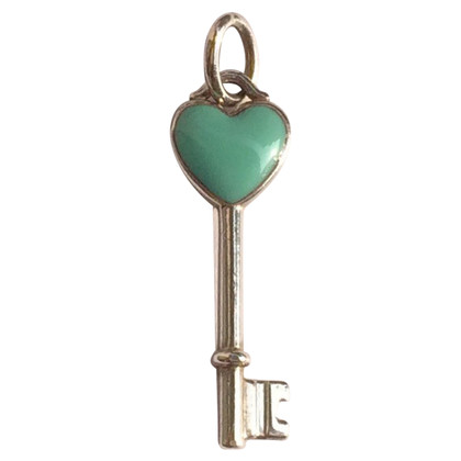 Tiffany & Co. Heart key charm