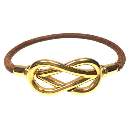 "Hermès ""Infinity Single Tour"" Armband"