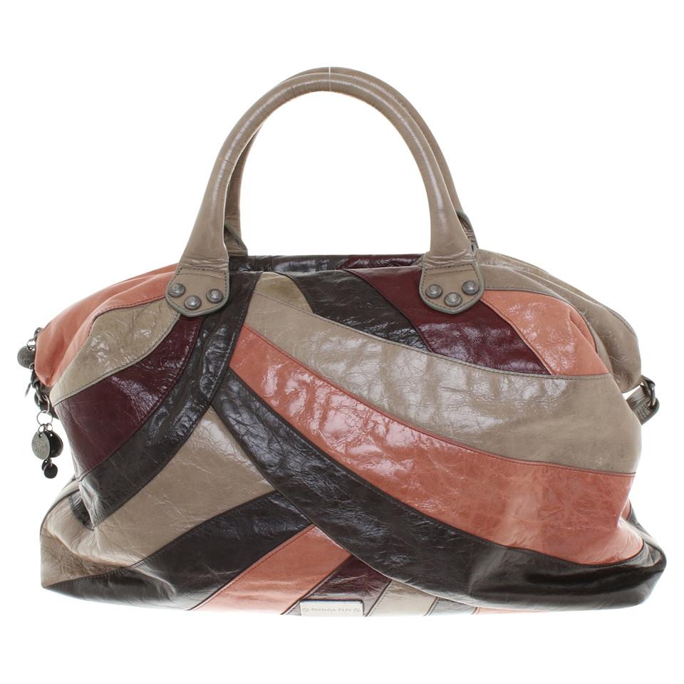 Patrizia Pepe Handtasche mit Muster