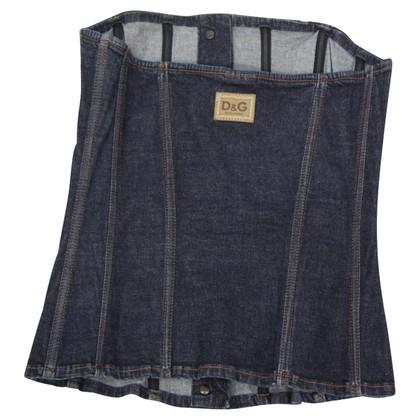 D&G jeans Corsage