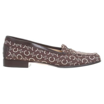 Céline Loafer met label letters
