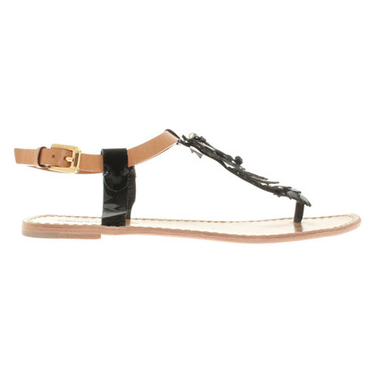 Dsquared2 Sandalen in Bicolor