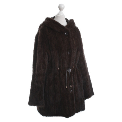 Other Designer Corty Bennet - reversible jacket in Brown