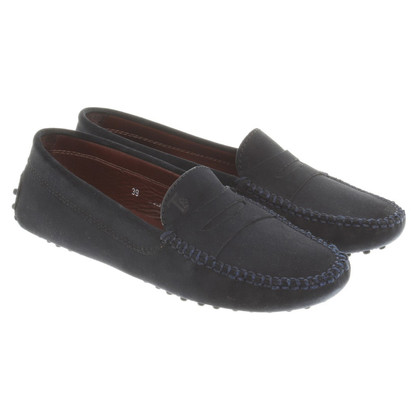 Tod's Loafer from dark blue