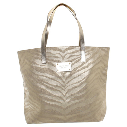 Michael Kors Gold-colored Shopper