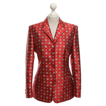 Versace Blazer with pattern