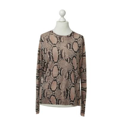 Stella McCartney Sweater with snake print