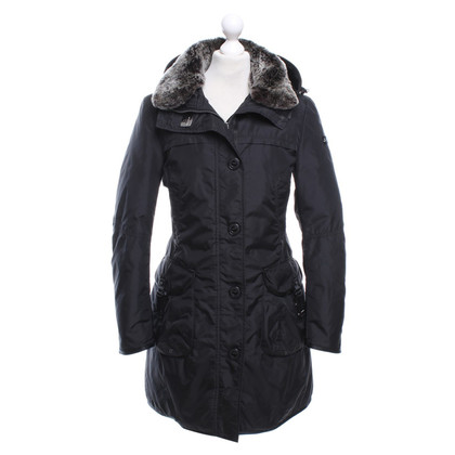 Peuterey Coat in black