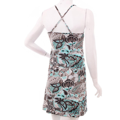 Bogner Fire + Ice Floral Stretch Dress