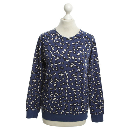 A.P.C. top with animal print