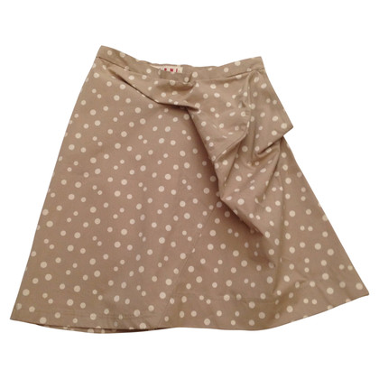 Marni cotton skirt