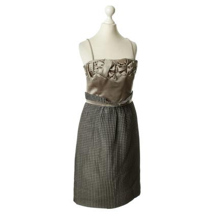 Armani Collezioni Dress in Taupe