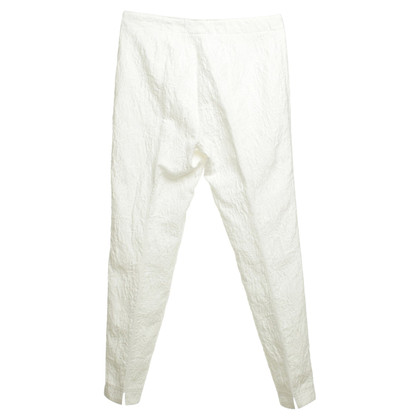 Luisa Cerano trousers in white