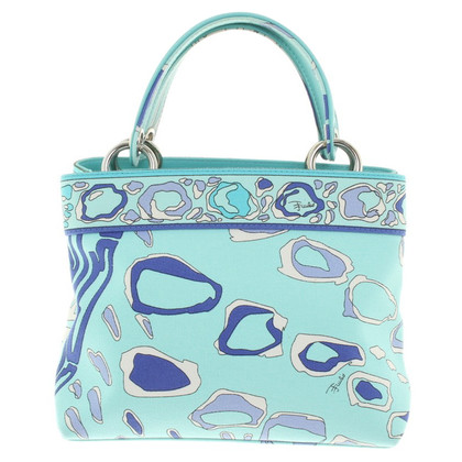 Emilio Pucci Handbag with pattern