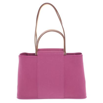 Hermès Handbag with double handles