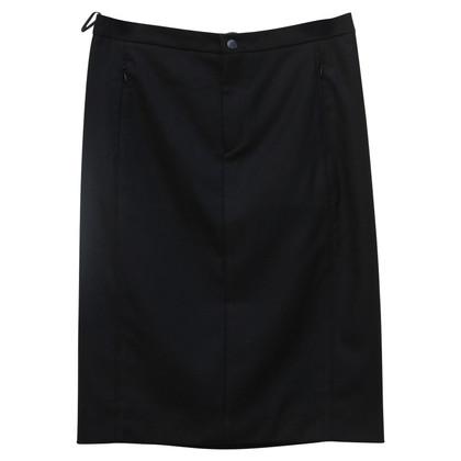 Filippa K Black skirt