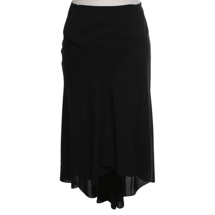 Chloé skirt with godet folds