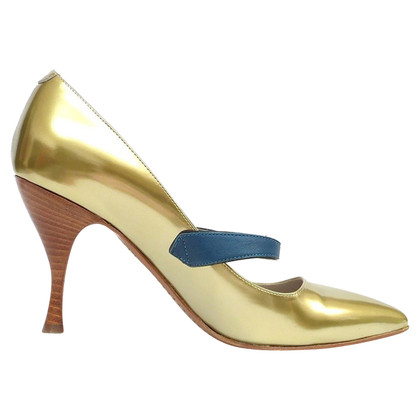 Marc Jacobs pumps in Mary Janes stijl