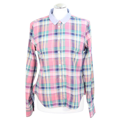 Aigle Checkered blouse