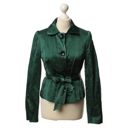 St. Emile Blazer in dark green