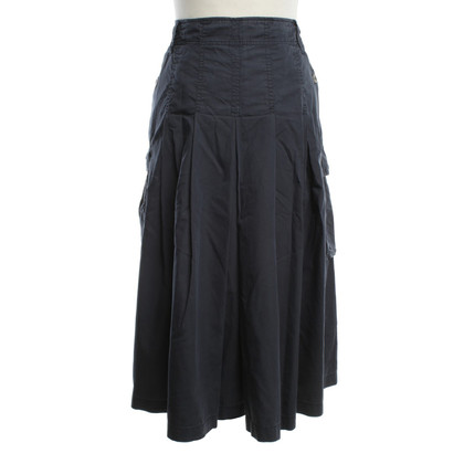 Max Mara Sporty skirt in blue
