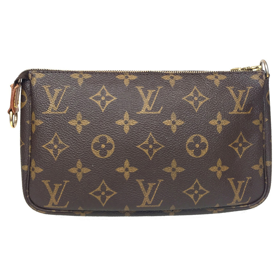 "Louis Vuitton ""Pochette Accessories Monogram Canvas"""