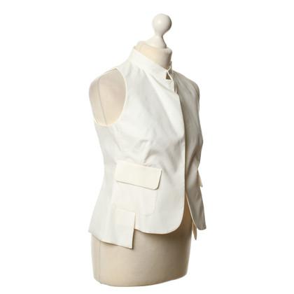Sport Max Vest in white