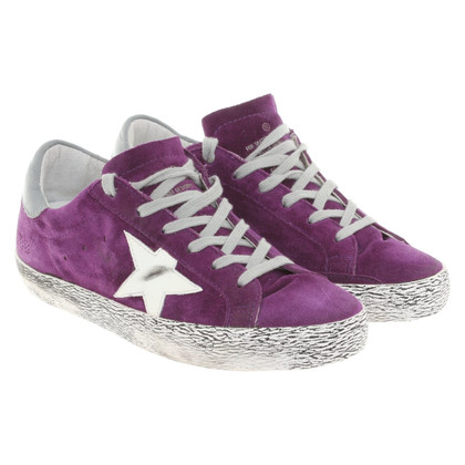 Golden Goose Suede sneakers