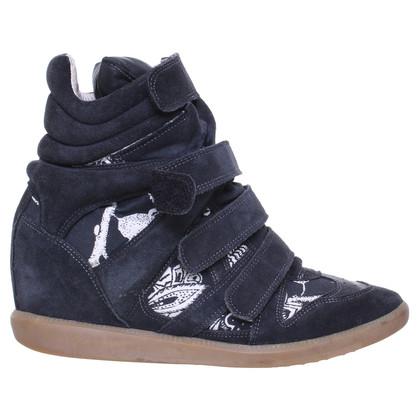 """Isabel Marant Sneaker-Wedges """"Hawaiian Sneack"""""""