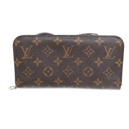Louis Vuitton Portemonnee uit Mongram Canvas