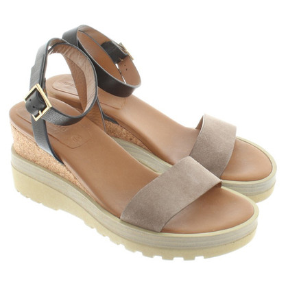 See by Chloé Wedges of leather