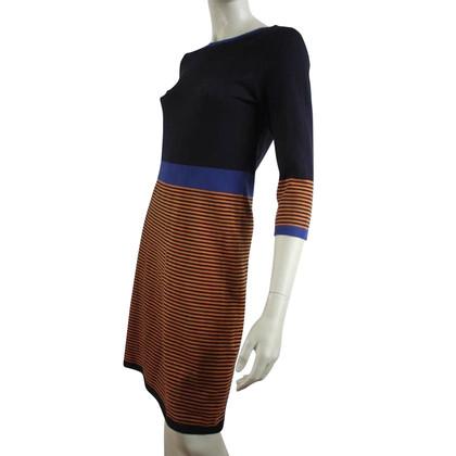 Hobbs Blauwe jurk