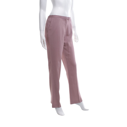 Fabiana Filippi trousers in blush pink