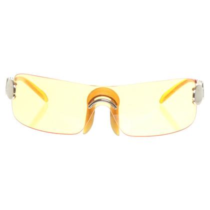 Christian Dior Occhiali da sole in arancione