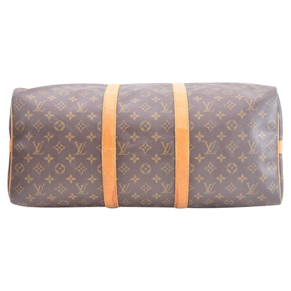 "Louis Vuitton ""Keepall 50 Bandoulière Monogram Canvas"""
