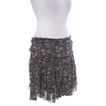 Isabel Marant Etoile skirt with a floral pattern