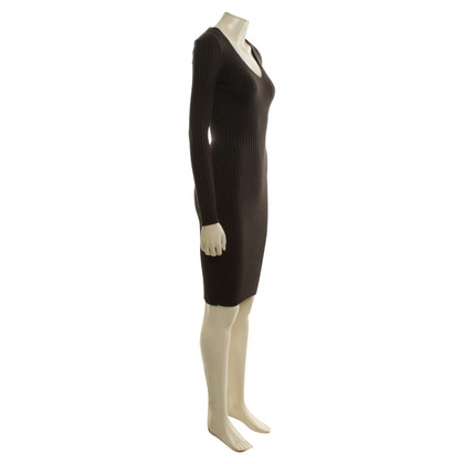 Wolford Dress in dark brown